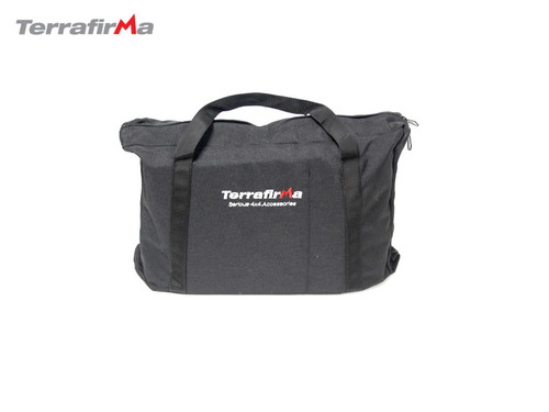 TERRAFIRMA BLACK WINCHING AND RECOVERY KIT BAG