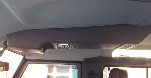 TERRAFIRMA DEFENDER ROOF CONSOLE (NOT TRUCK CAB)