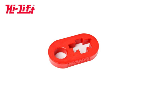 HI-LIFT JACK RED HANDLE KEEPER