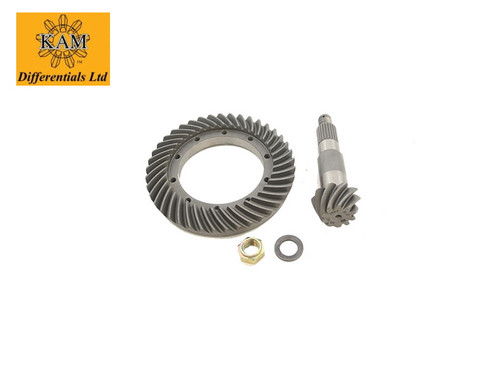 KAM 4.1 Crown Wheel And Pinion Front (Long Nose Rover Diff)
