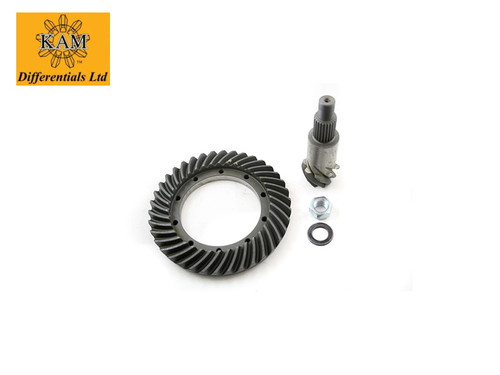 KAM 4.75 CROWN WHEEL&PINION (SHORT NOSE WOLF DIFF)