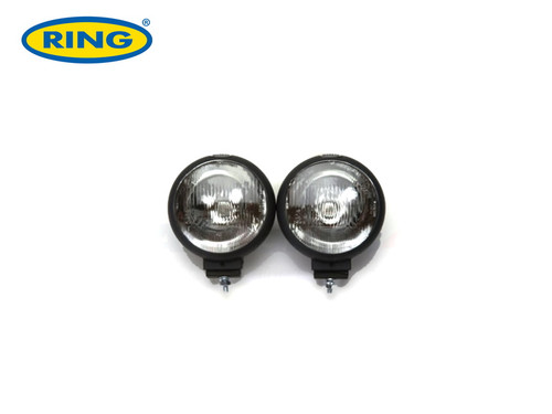 ROUND SPORTSLINE DRIVING LAMPS 8 INCH