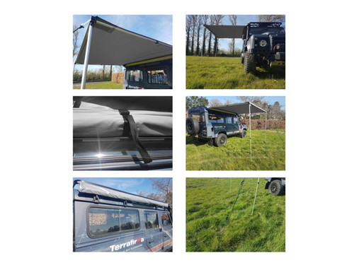 Terrafirma 2.5m Expedition Awning