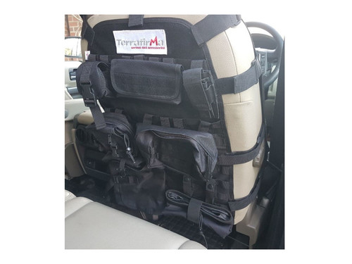 Terrafirma Universal Tactical Seat Covers