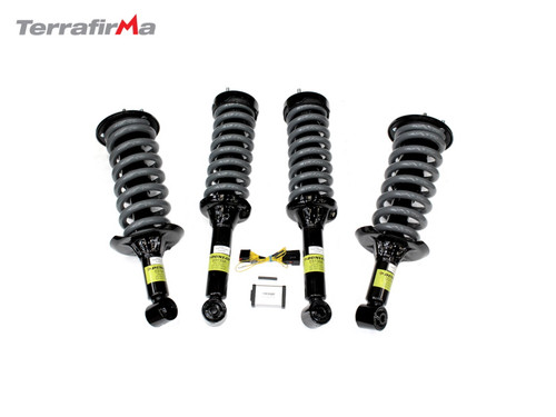 Terrafirma Discovery  4 Coil Conversion Kit with 2 Inch Lift