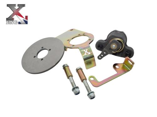 X ENG Defender Handbrake Disc Brake Conversion