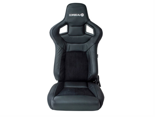 Corbeau Sportline RRS Low Base Seats Finished In Leather And Alcantara - DA7317