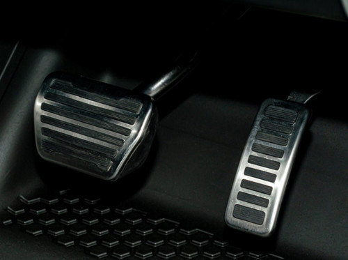 New Defender Genuine Premium Pedal Covers - VPLWS0475LR