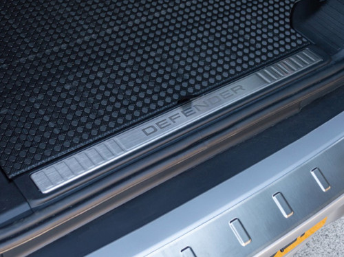 New Defender Genuine Loadspace Treadplate - VPLES0572PVJLR