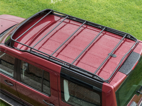 Safety Devices Discovery 3 And 4 Low Profile Roof Rack - DA4736