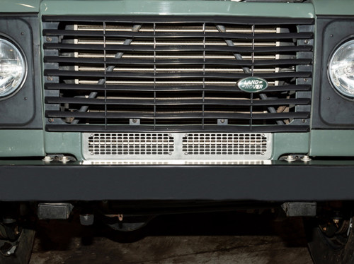 Britpart Lower Stainless Steel Grille For Non Air Con Models - DA6552