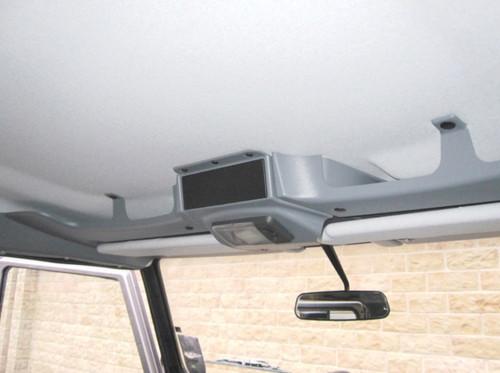 MUD Defender Grey Roof Console Kit - DA4629