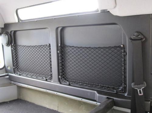 MUD Defender 90 Van Interior Side Trim Panels With Nets - DA2765