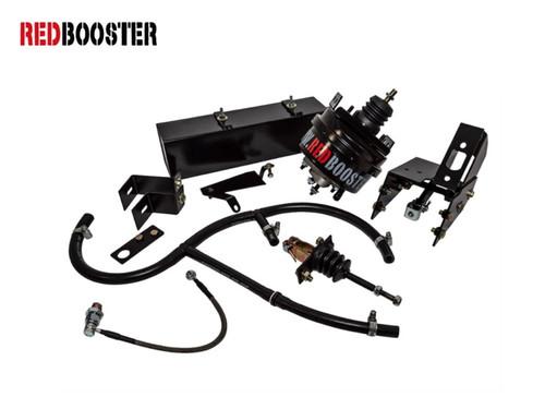 Red Booster Defender Tdci RHD Servo Clutch Kit - DA1683