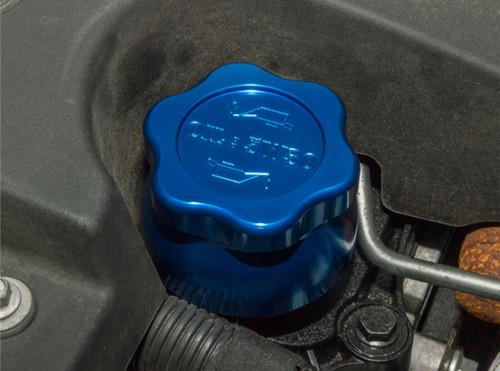 XS Enhancement Blue Tdci Oil Filler Cap - DA8891