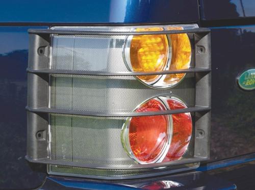 Genuine Range Rover Rear Tailgate Lamp Guards - VUB001080LR