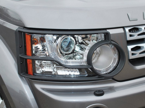 Terrafirma Discovery 4 Front Light Guards Up To 2016 - VPLAP0008