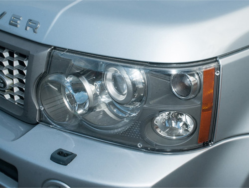 Britpart Range Rover Sport Front Acrylic Light Guards - DA1290
