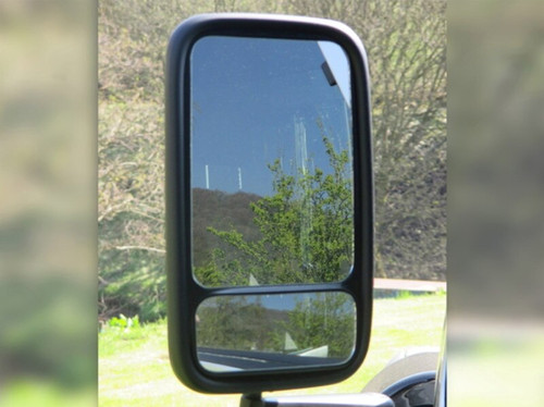 MUD Defender LH Blind Spot Wing Mirror - DA6550L
