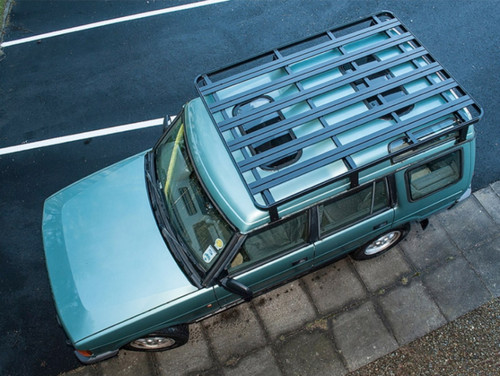 Britpart Discovery 1 and 2 Expedition Roof Rack With No Roof Rails - DA6529