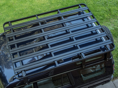 Britpart Discovery 1 and 2 Expedition Roof Rack With Roof Rails - DA6629