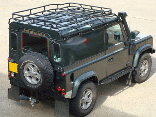 Safety Devices G4 Expedition Roof Rack For Defender 90 - DA4718