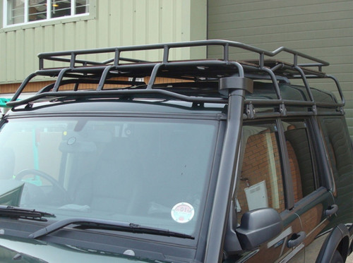 Safety Devices Highlander Roof Rack For Discovery 2 - DA4732