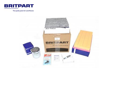 Britpart Range Rover L405 And L494 2.0 Petrol Turbo Service Kit - DA6122