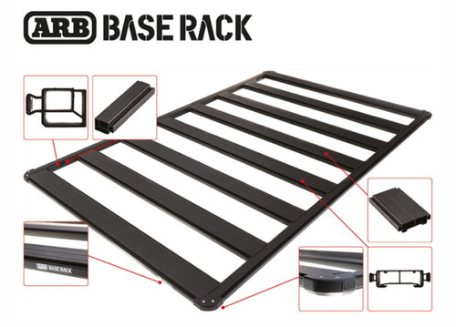 ARB 4 Beam Universal Base Rack - 1770070