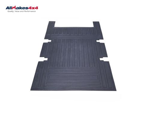 Allmakes 4x4 Defender 110 Rear Rubber Floormat With Forward Facing Rear Seats - LR005040