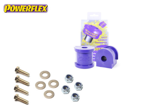 Powerflex Defender 110 Rear Anti Roll Bar to Chassis Mounting - PFR32-113-19