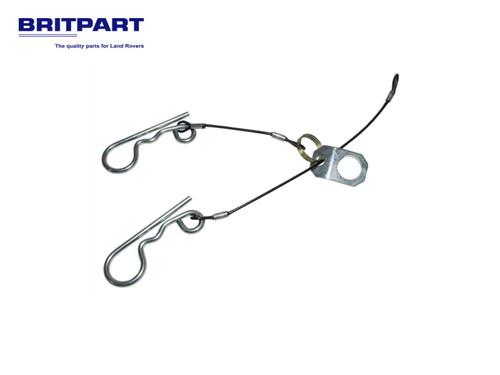 Britpart Replacement Chain, Tag And Clip - DA2123A