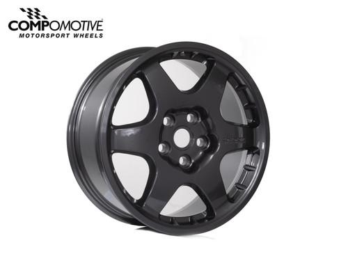Compomotive PD1881 8 x 18 ET44 Grey Alloy Wheel - PD1881G