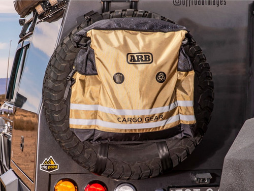 ARB Spare Wheel Mounted Track Pack - ARB4305
