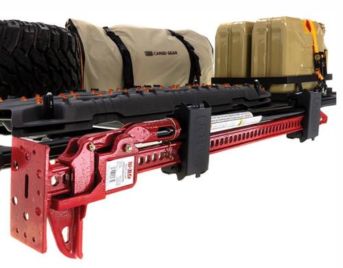 ARB BASE Rack Hi Lift Jack Premium Quick Release Brackets - 1780280
