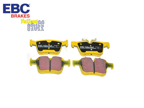 EBC Yellowstuff Evoque and Discovery Sport Front Brake Pads (LR61385) - DA4905