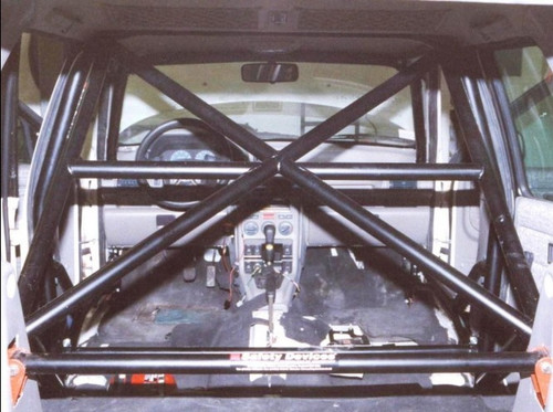 Safety Devices Freelander 14 Point Competition Roll Cage - RBL1506SSS