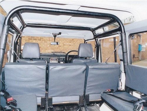Safety Devices Defender 110 Internal 4 Point Roll Cage - RBL0117SSS