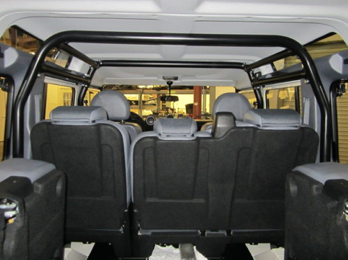 Safety Devices Defender 110 Internal 4 Point Roll Cage - RBL2557SSS