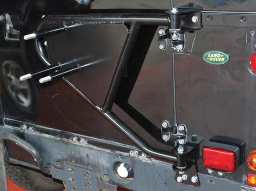 Britpart Swing Away Spare Wheel Carrier - DA2232