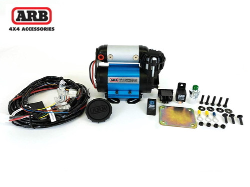 ARB High Flow On Board 24v Compressor Assembly - DA419024V - CKMA24