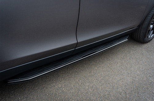 Discovery Sport OE Spec Fixed Gloss Black Stealth Side Steps - VPLCP0210B