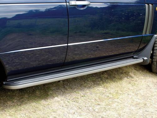 Range Rover L322 OE Spec Side Step Set - VUB503660