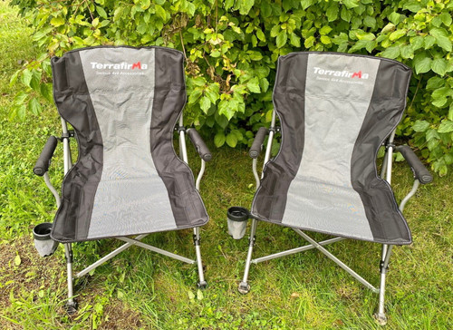 Terrafirma Expedition Folding Camping Chair - TF1720