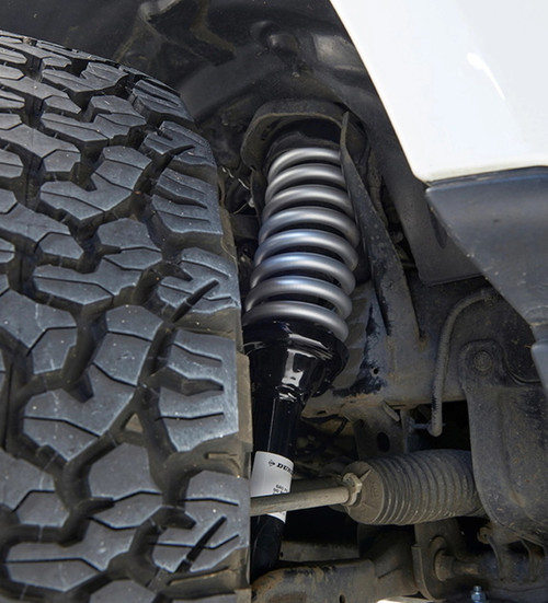 Terrafirma Discovery 3 And 4 Rear 2 Inch Lifted Spring Set - TF041