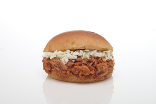 Pulled Chicken with Mild Sauce