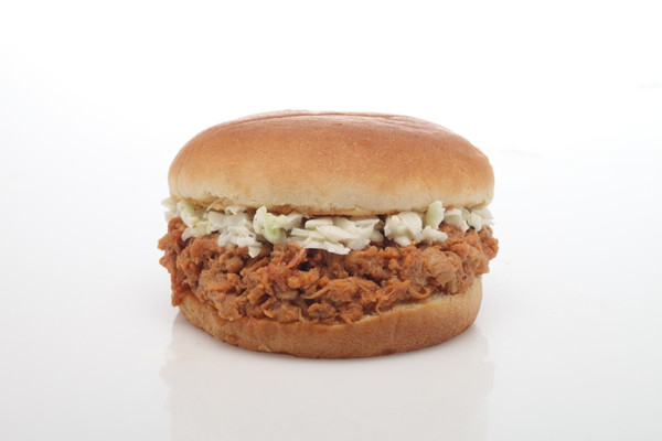 Chopped Pork Barbecue with Mild Sauce
