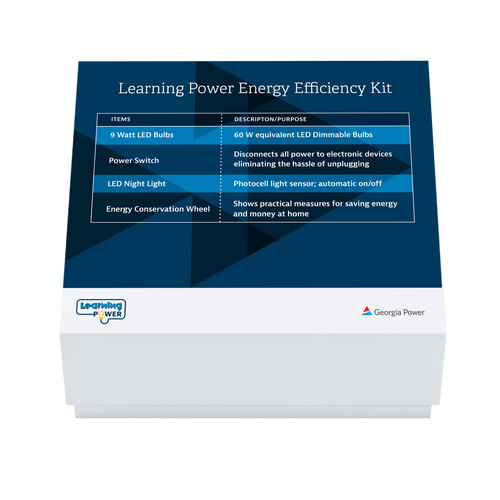 Learning Power Energy-Efficiency Kit