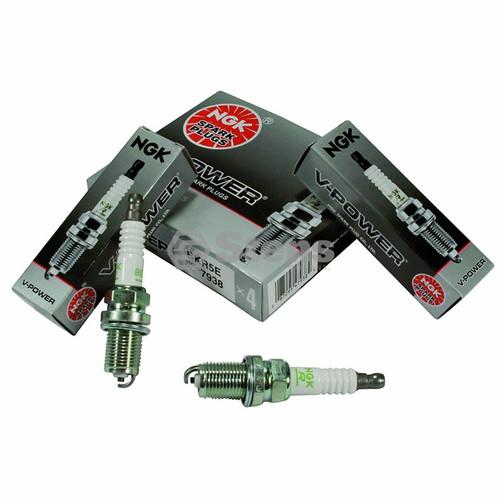 V-Power BKR5E Spark Plug (4/PK)