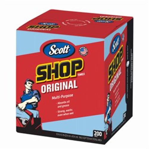 Shop Towels XL Box 200 Towels